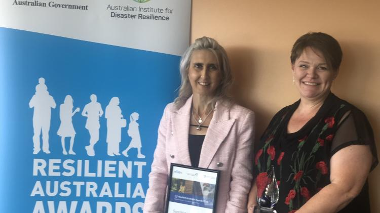 Sunshine Coast Regional Council took first prize for the National Local Government Award