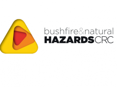 Bushfire & natural hazards CRC logo