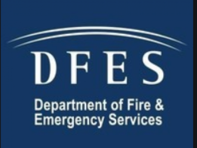 WA Department of Fire and Emergency Services logo