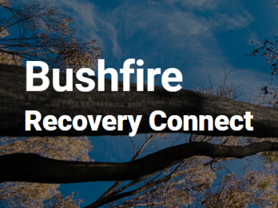 Bushfire Recovery Connect logo
